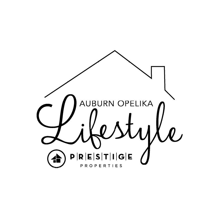 Auburn Opelika Lifestyle at Prestige Properties logo
