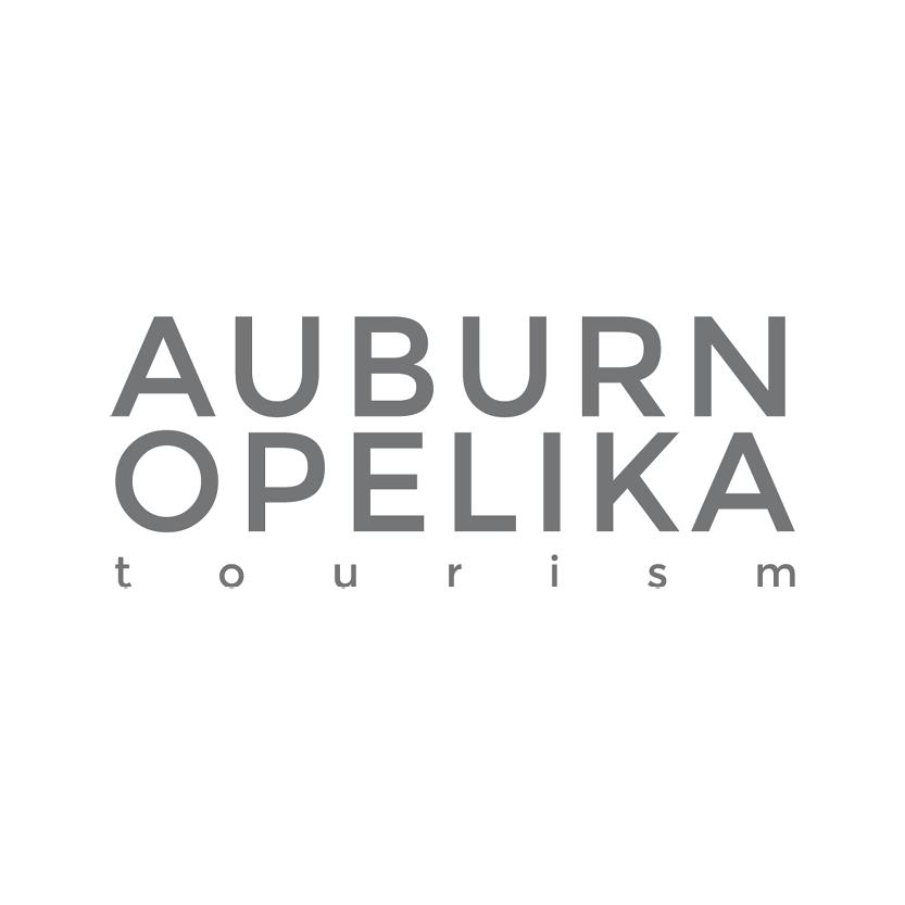 Auburn Opelika Tourism logo